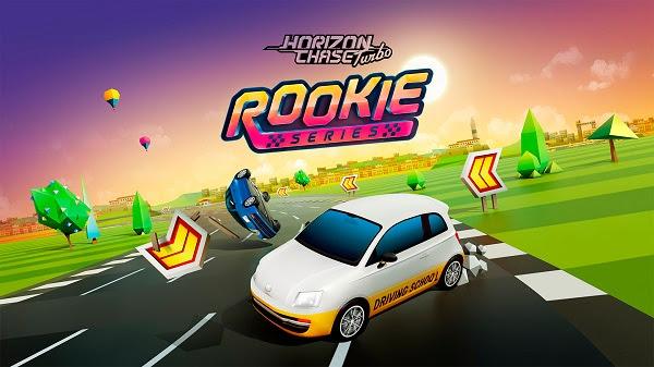 horizon chase turbo rookie