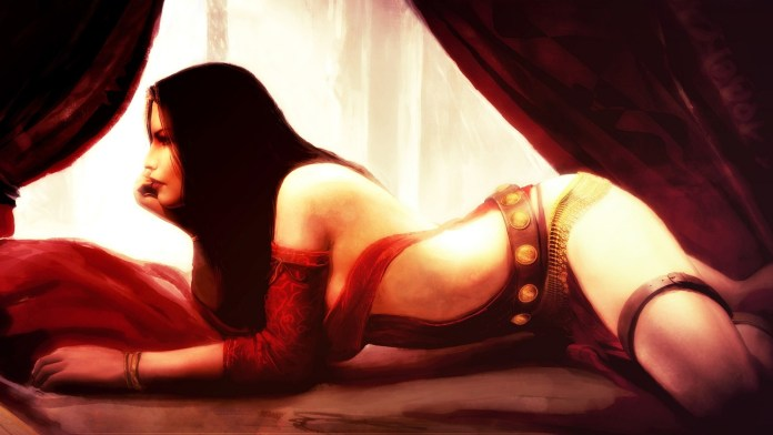 prince of persia warrior within empress