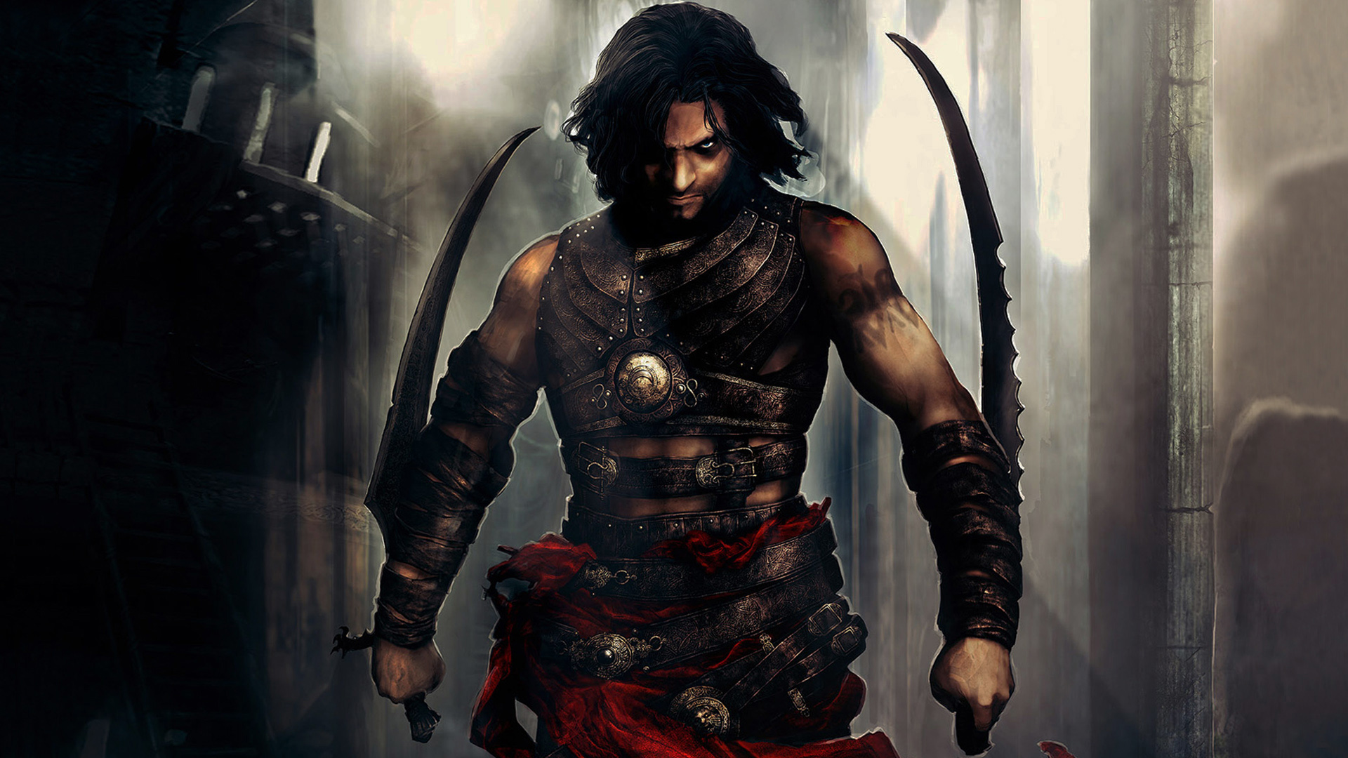 Looking Back To 2004 And The Dark Prince Of Persia Warrior Within Thexboxhub