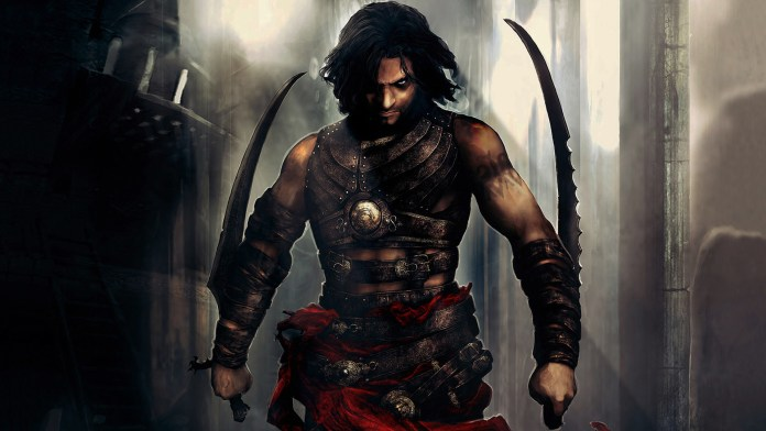 prince of persia warrior within xbox