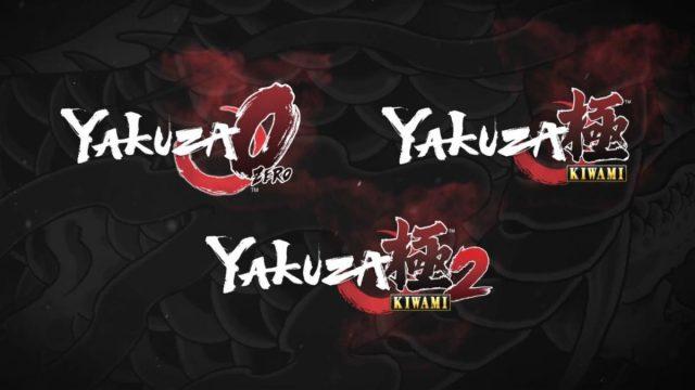yakuza xbox one