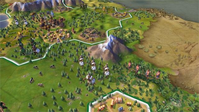 Sid Meier's Civilization VI Review 3
