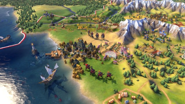 Sid Meier's Civilization VI Review 2