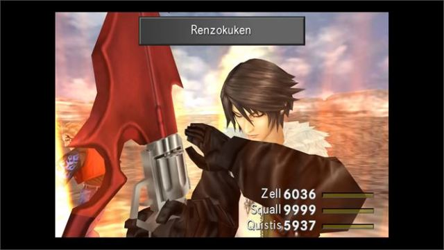 Final Fantasy VIII Remastered Review 1