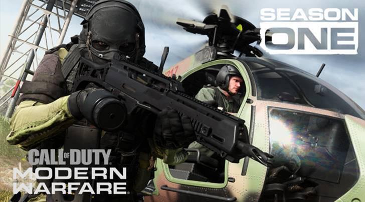 call of duty modern warfare release date 2020