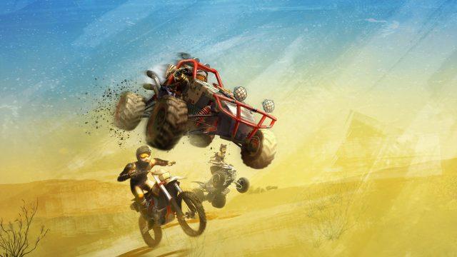 offroad racing buggy atv moto xbox