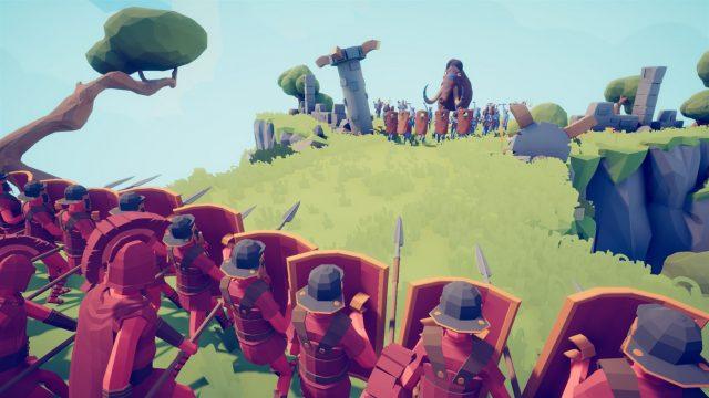 totally accurate battle simulator xbox
