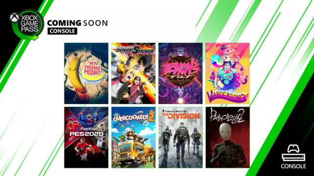 xbox game pass december