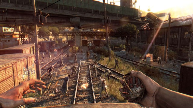 looking back dying light 1