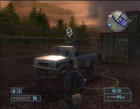 Mercenaries: Playground of Destruction 4