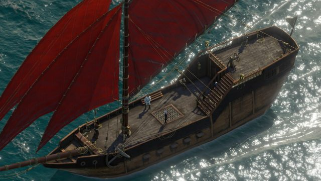 pillars of eternity ii deadfire review xbox one 2