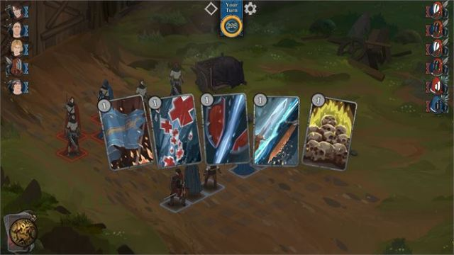 Ash of Gods: Redemption Review 4