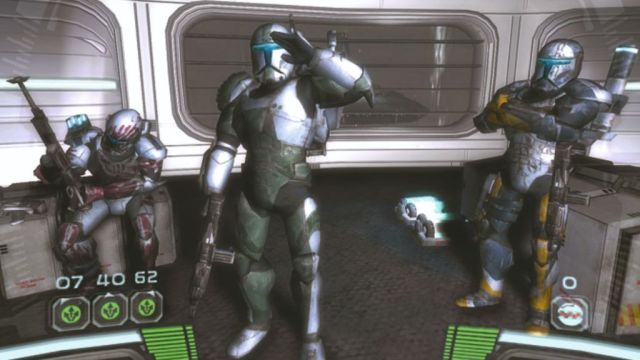 Star Wars Republic Commando 1