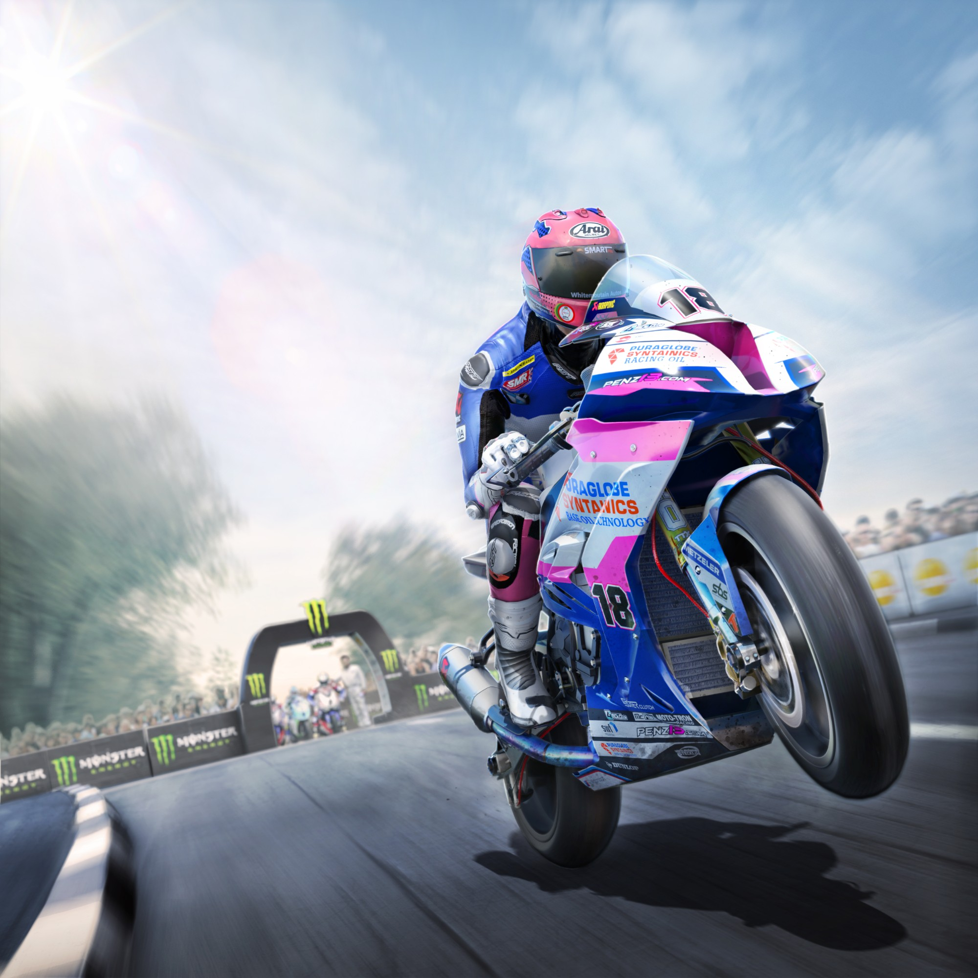 Feel the thrill of the classics with the latest TT Isle of Man - Ride on the Edge 2 trailer! - TheXboxHub