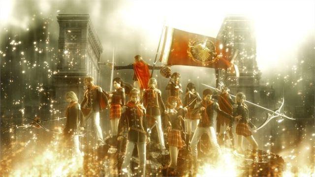 Final Fantasy Type-0  HD 1