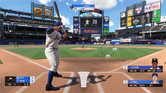 R.B.I. Baseball 20 Review 4