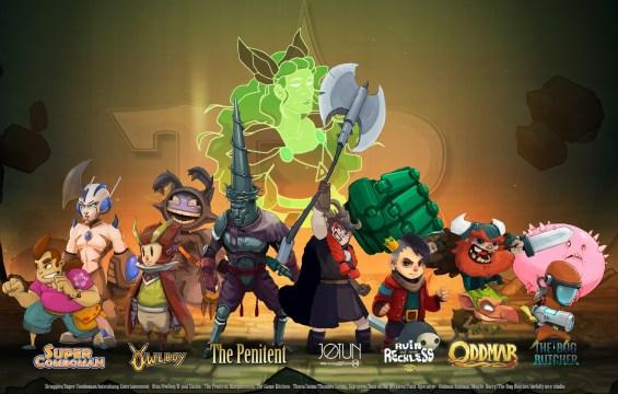 bounty battle characters 1