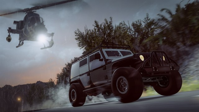 Forza Horizon 2 Presents Fast & Furious jeep