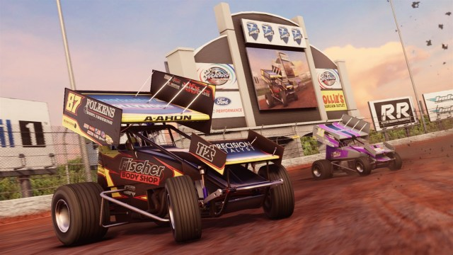 tony stewarts sprint car racing review xbox one 5