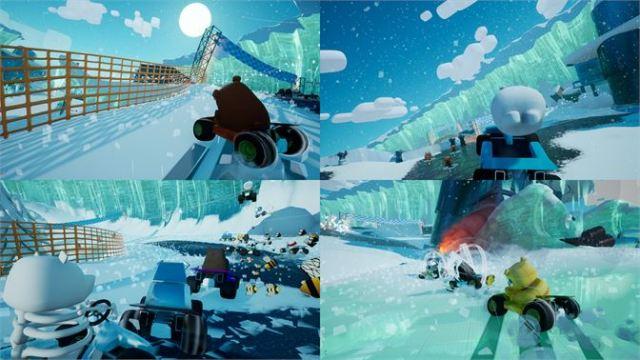 Bears Can't Drift!? Review 3