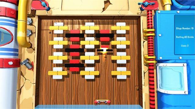 Glaive: Brick Breaker Review 1