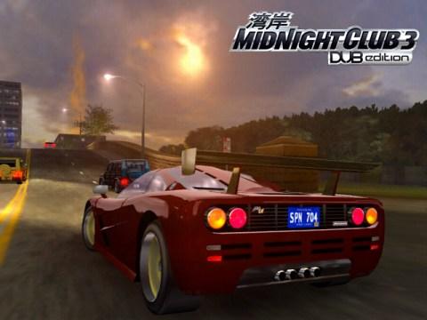 Midnight Club 3: DUB Edition 3