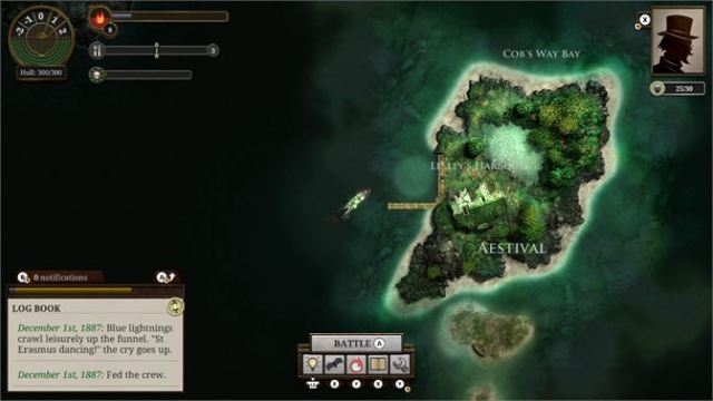 Sunless Sea: Zubmariner Edition Review 1