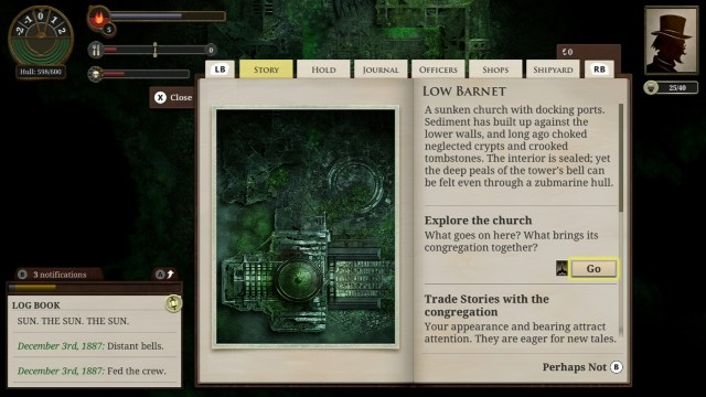 Sunless Sea: Zubmariner Edition Review 2