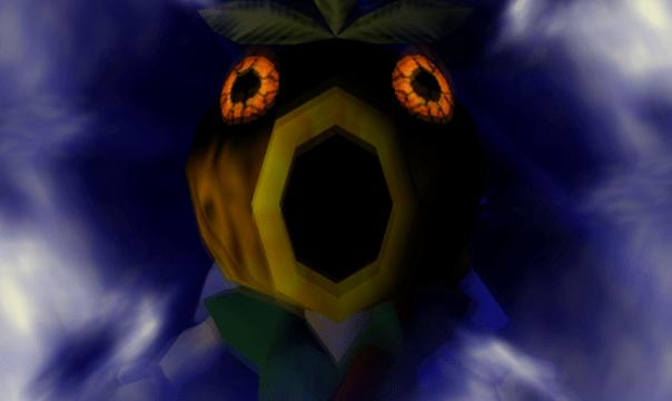 The Legend of Zelda: Majora's Mask 2