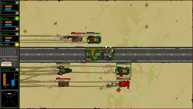 convoy a tactical roguelike xbox combat 1
