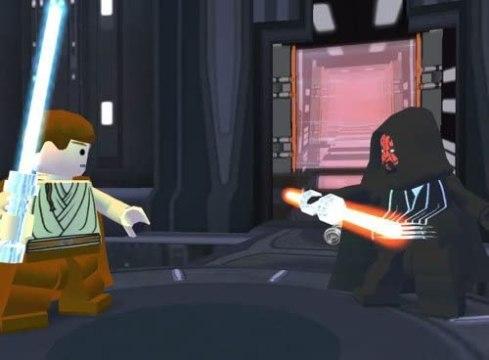 LEGO Star Wars The Video Game Phantom Menace