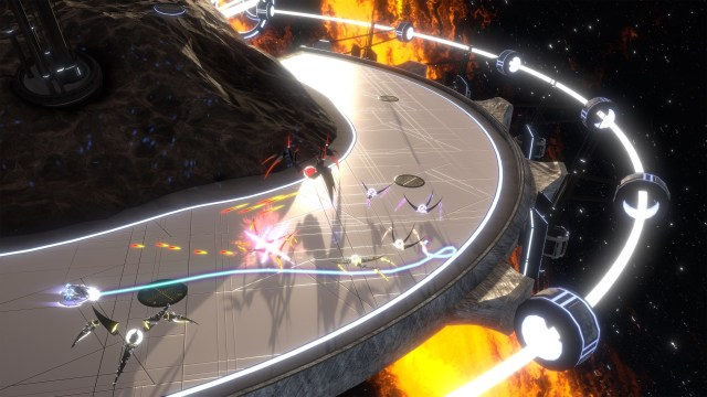 curved space xbox one