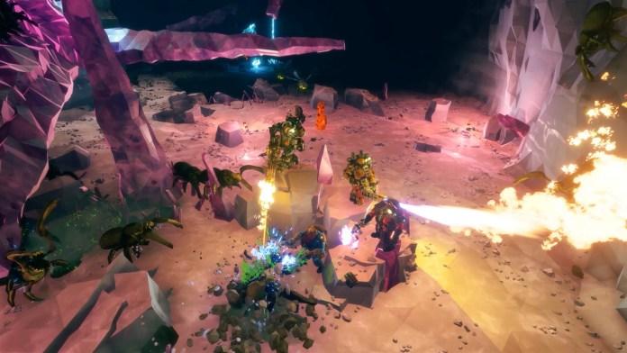 Deep Rock Galactic Review 3