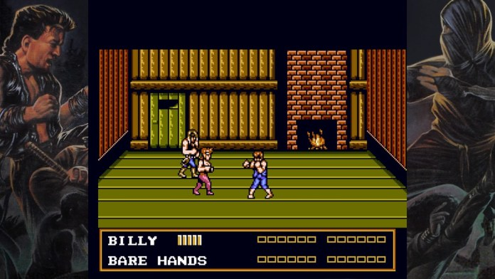 Double Dragon III: The Sacred Stones Review 1