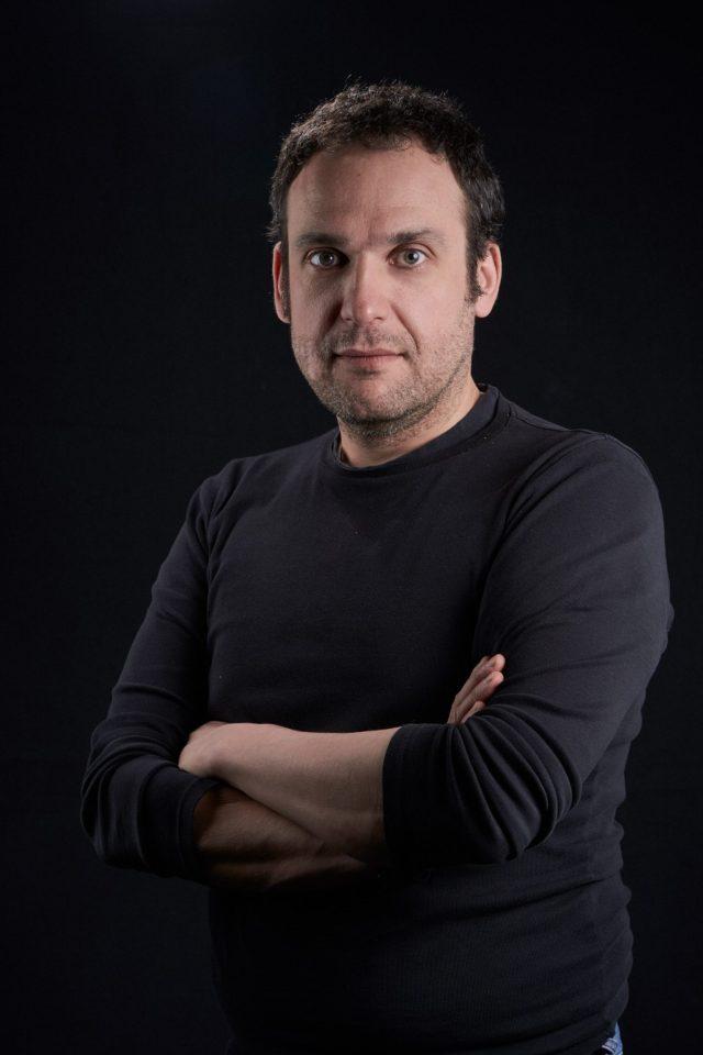 Milestone Studios' Michele Caletti