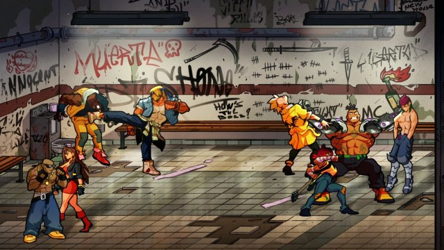 Streets of Rage 4 Review 3