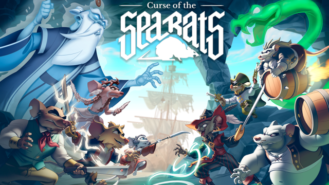 curse of the sea rats kickstarter