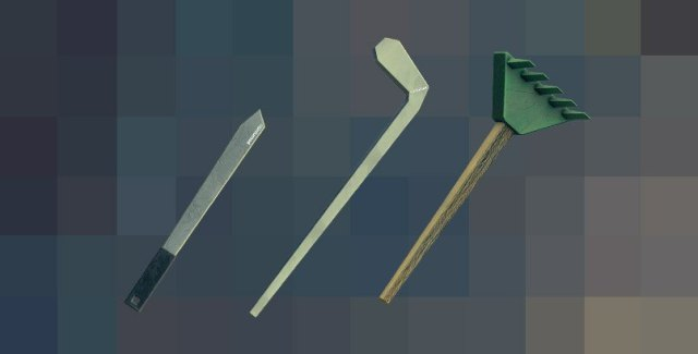 dying light unturned weapons