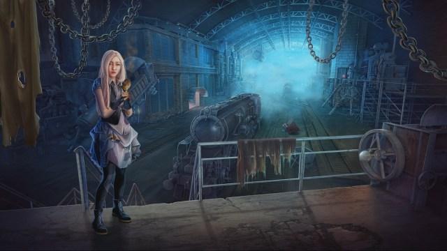 Scarlett Mysteries Cursed Child xbox