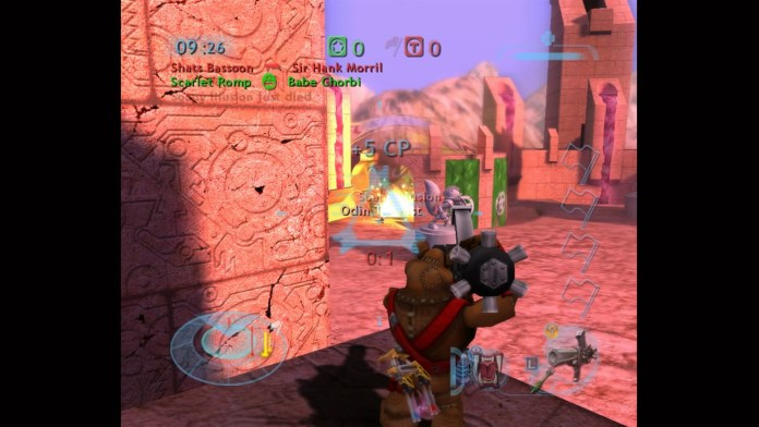 Conker: Live and Reloaded Multiplayer