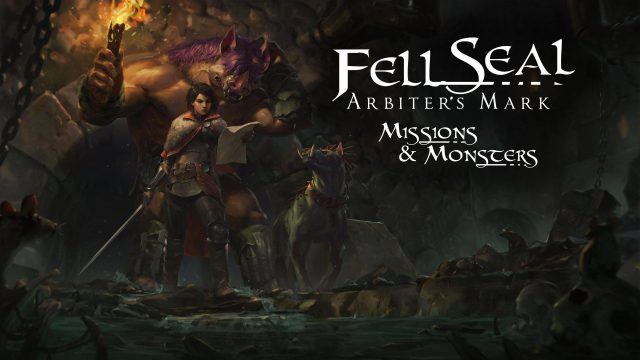Missions and Monsters Key art