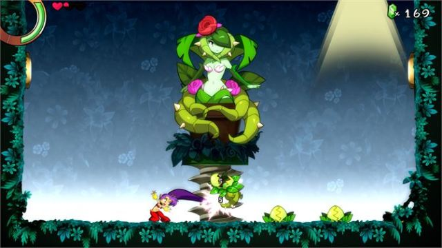 Shantae and the Seven Sirens Review 2