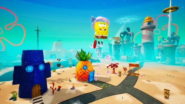 SpongeBob SquarePants: Battle for Bikini Bottom - Rehydrated Review 1
