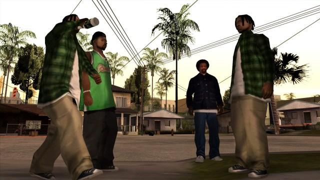GTA: San Andreas 1