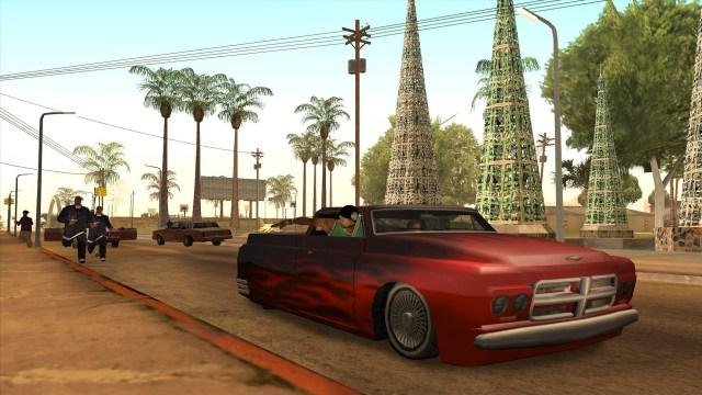 GTA: San Andreas 4