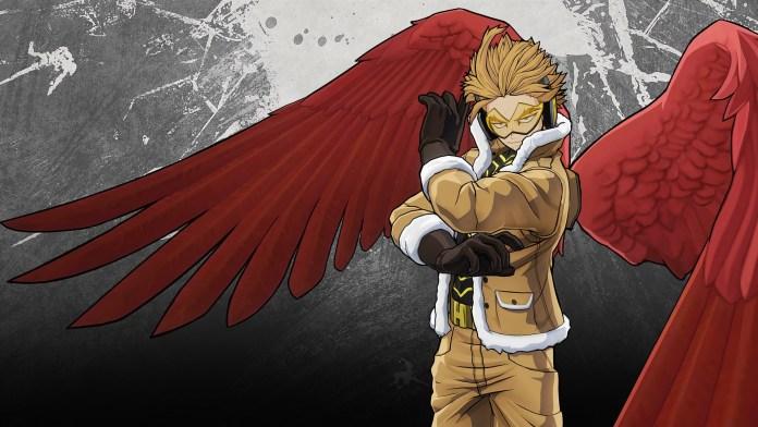 my hero ones justice 2 hawks