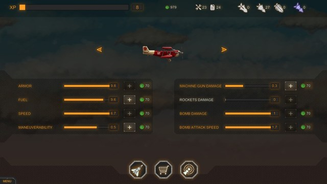 Aircraft Evolution Xbox