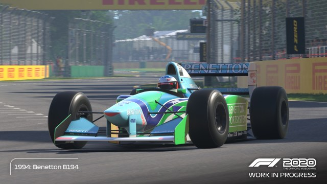 F1 2020 Schumacher Benetton94