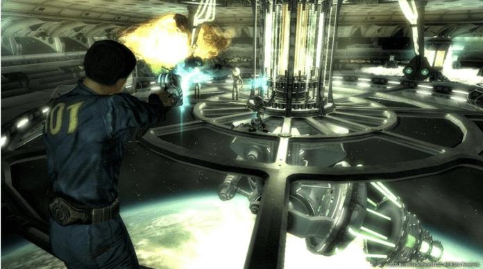 Fallout 3 Mothership Zeta DLC