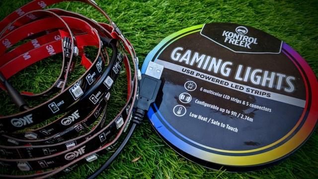 kontrolFreek Gaming Lights Review 1